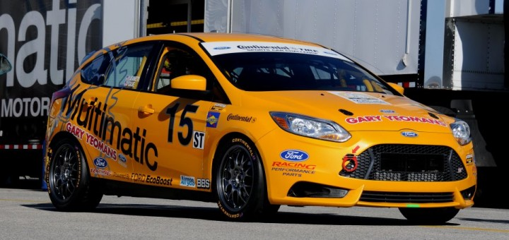 Ford Focus ST-R Grand-Am Daytona