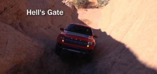 Hell's Gate Ford F-150 SVT Raptor