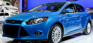 2012 Ford Focus Titanium Hatch - NAIAS 2011 8