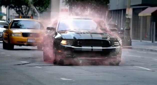 2013 Ford Mustang Commecial - Unleash Your Inner Mustang 2