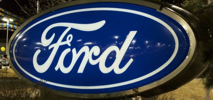 Ford Dealer Logo 3