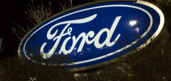 Ford Dealer Logo 4