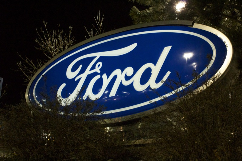 Ford motor company lauded for water savings motrolix for Ford motor company dealerships