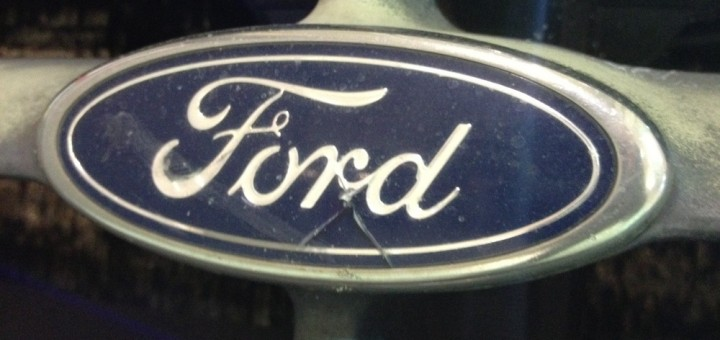 Weatherd Ford Logo