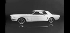 1964 Ford Mustang Classic Ad
