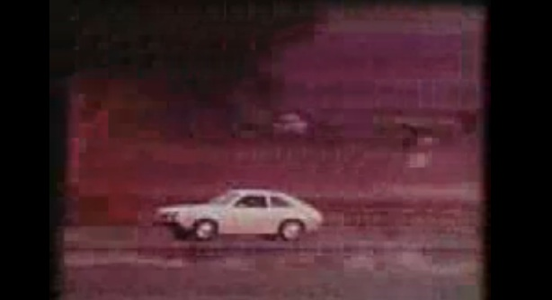 1971 Ford Pinto Commercial