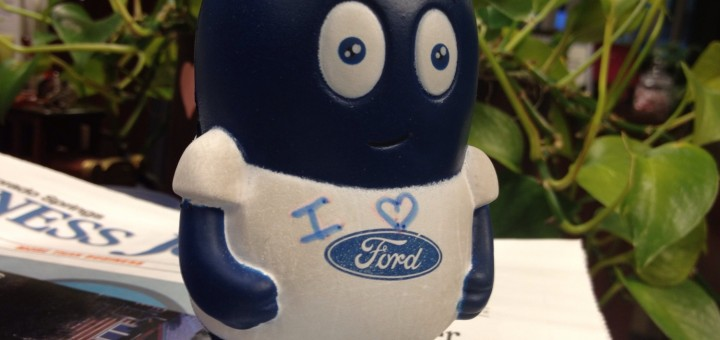 Blue Ford Character