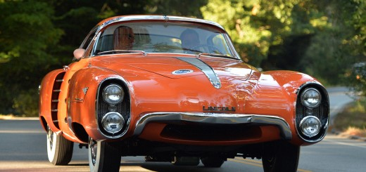 1955 Lincoln Indianapolis Concept Pebble Beach 01