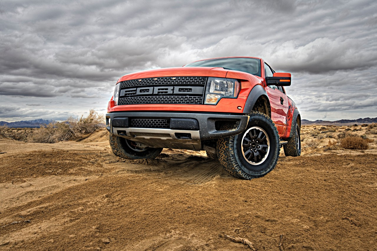 2016 Ford F 150 Raptor Coming To Detroit