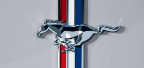 2012 Ford Mustang Pony Package Logo