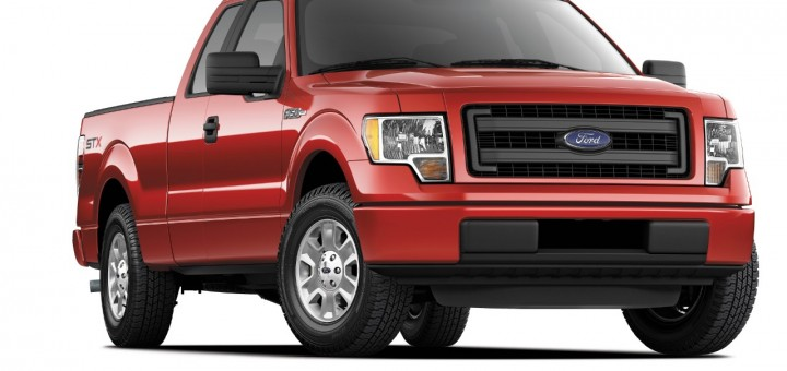 2014 FORD F-150 STX SuperCrew 1