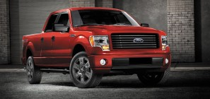 2014 FORD F-150 STX SuperCrew Sport Package 1