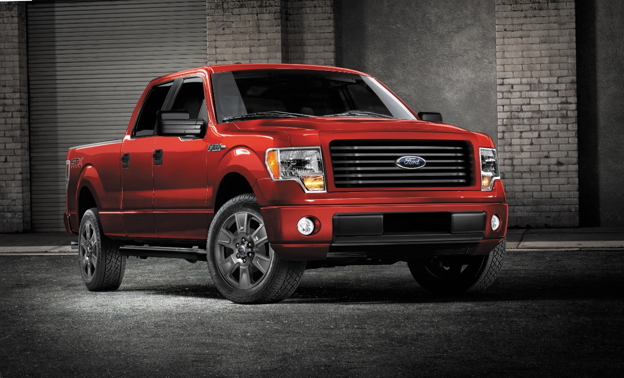 ford f 150 stx supercrew stx sport package announced. Black Bedroom Furniture Sets. Home Design Ideas