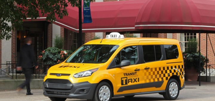 2014 Ford Transit Connect Taxi 01