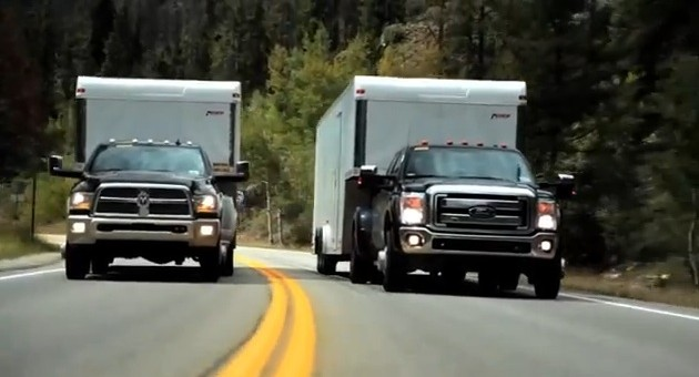 2015 Ford F-350 - Battle of the Heavyweights