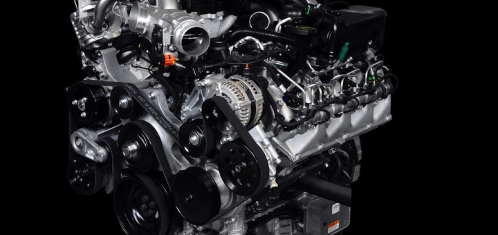 Ford 6.7 Liter Power Stroke V8 - Generation 1