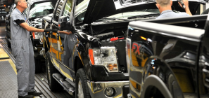 Ford F-150 Production Line
