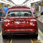 Ford Flat Rock Assembly Plant - Fusion Production Begins 3
