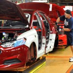 Ford Flat Rock Assembly Plant - Fusion Production Begins 4