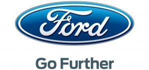 Ford logo - Go Further tagline