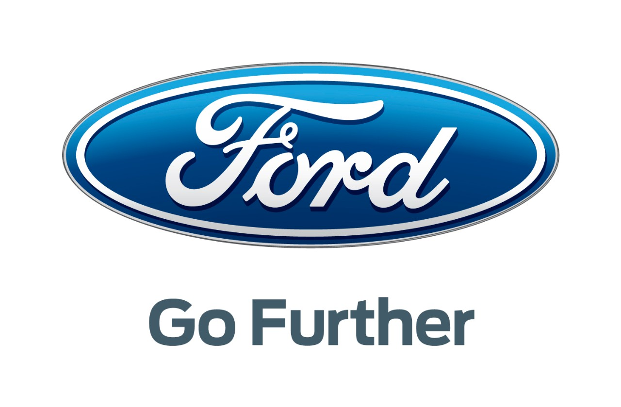 ford logo go further tagline motrolix