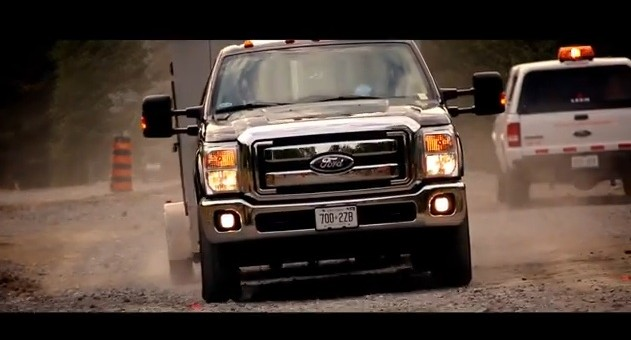 Tough Has A Name, And It's SuperDuty - Official Trailer ad