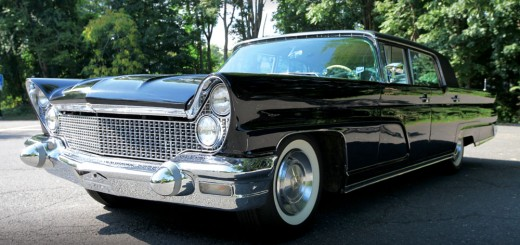 1960 Continental Mark V JFK Limo 01