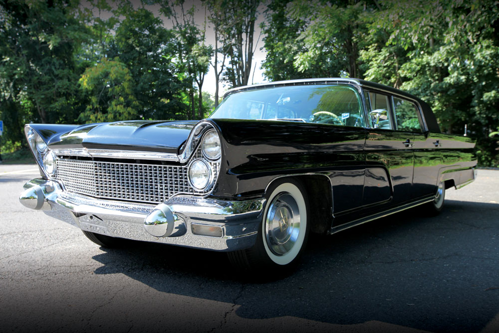 john f kennedy 39 s lincoln continental limo up for auction. Black Bedroom Furniture Sets. Home Design Ideas