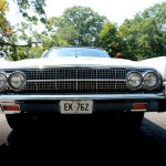 1963 Lincoln Continental convertible - JFK 02