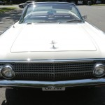 1963 Lincoln Continental convertible - JFK 03
