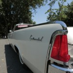 1963 Lincoln Continental convertible - JFK 04