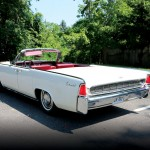 1963 Lincoln Continental convertible - JFK 05