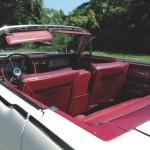 1963 Lincoln Continental convertible - JFK 06
