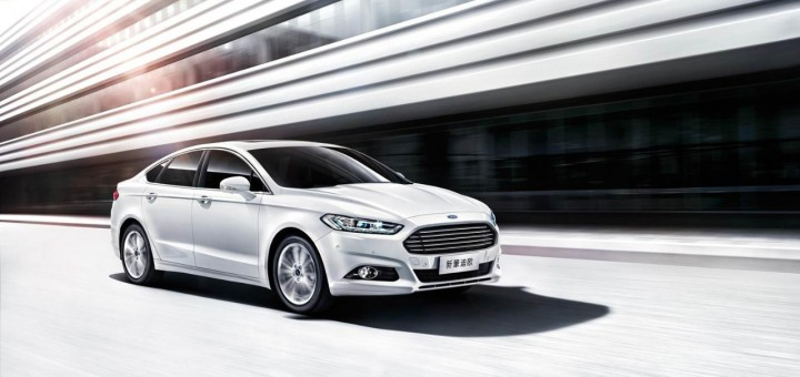 2013 Ford Mondeo China
