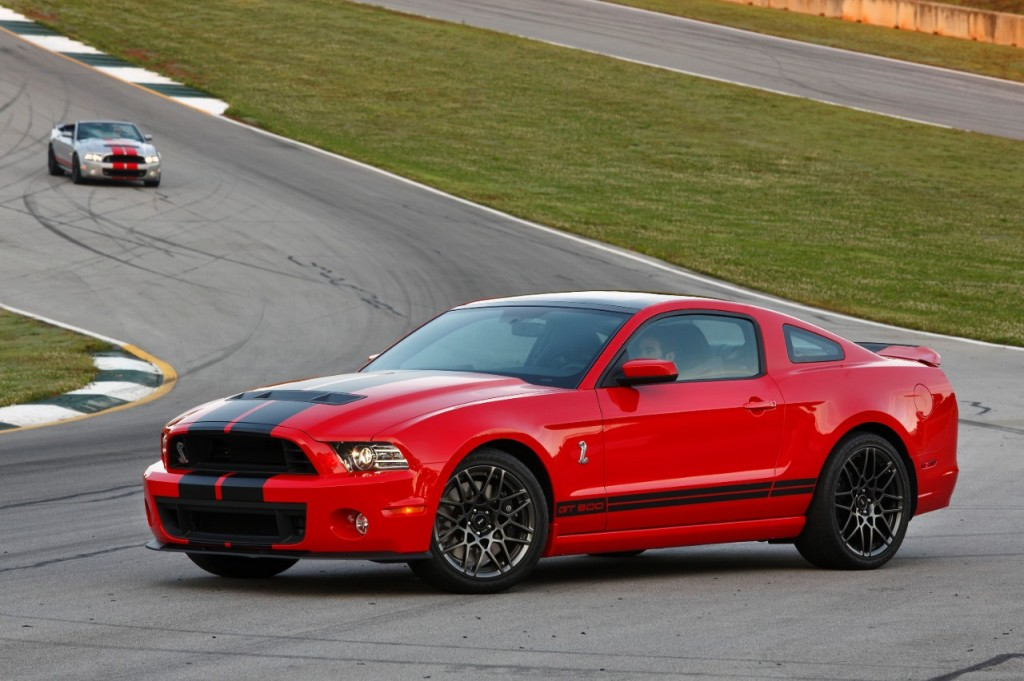 2013 Ford Mustnag Shelby GT500