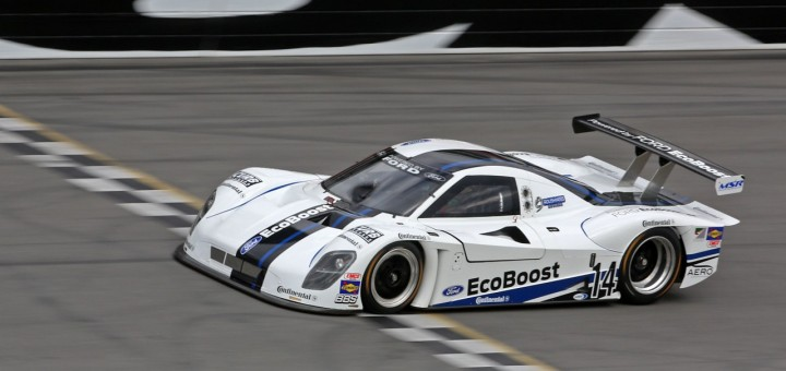 Ford Daytona Prototype 3.5L EcoBoost V6 Record Run 1