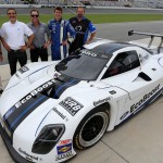 Ford Daytona Prototype 3.5L EcoBoost V6 Record Run 2