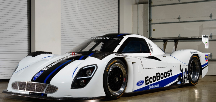 Ford EcoBoos engine USCC - race car 2014 1