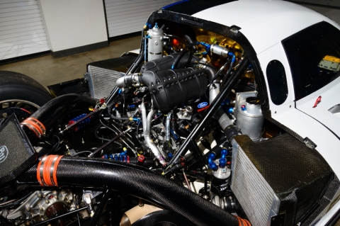 Ford EcoBoos engine USCC - race car 2014 2
