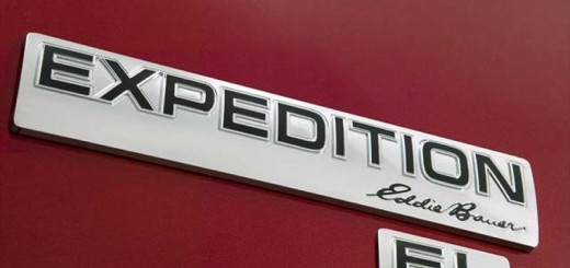 Ford Expedition EL badge