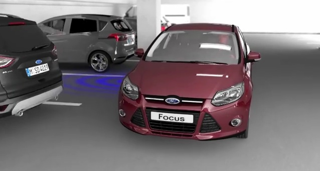 Ford Focus - Fully-Autonomous Parking System