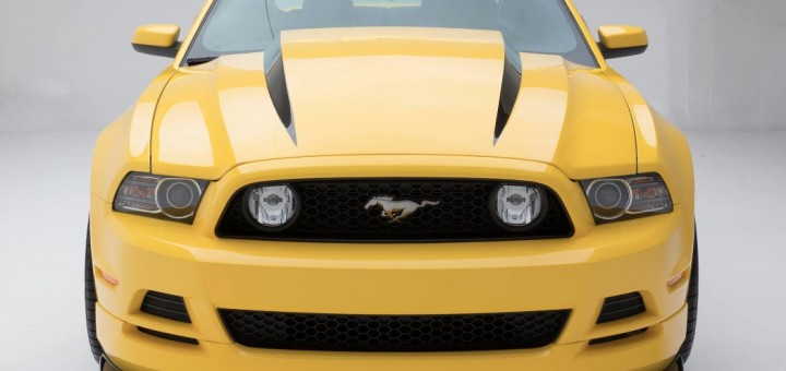 Ford Mustang GT by Vortech Superchargers - SEMA 2013