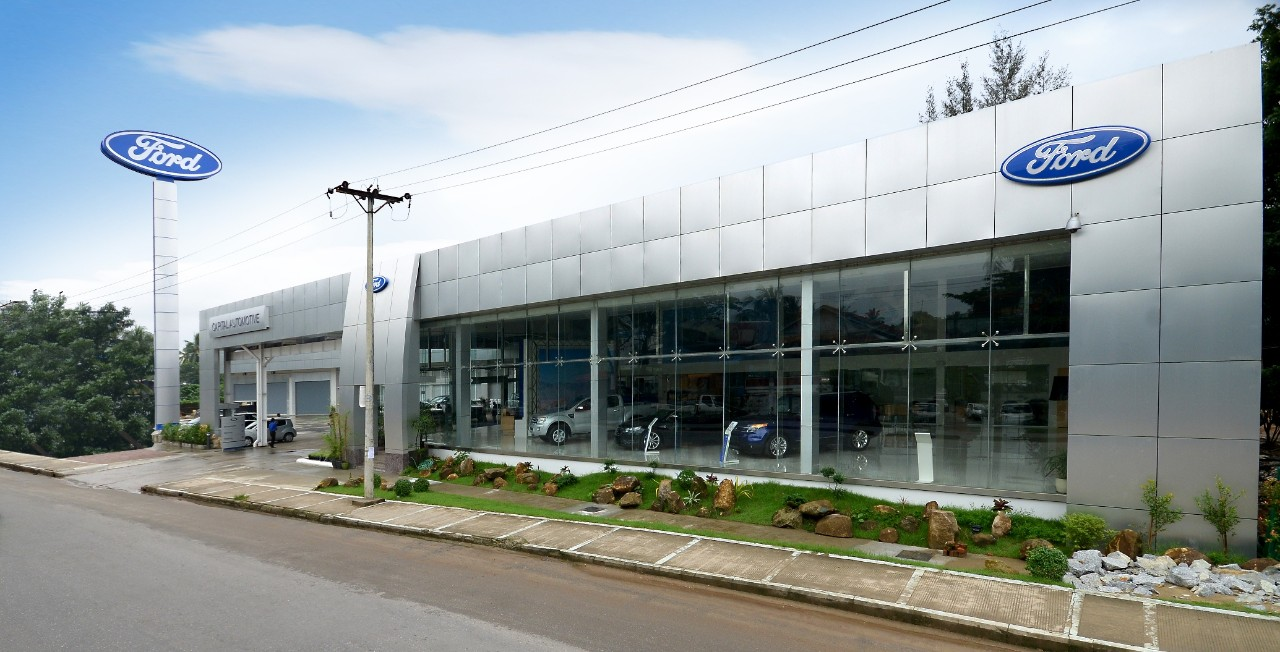 investment dealership showroom million opens car publish open dealer new liftestyle ford horsham after