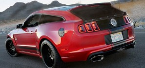 Strand Craft USA Ford Shelby GT500 Sport Wagon