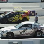 2013 Ford Cobra Jet vs Ford Fiesta ST Rallycross - Drag Race 3