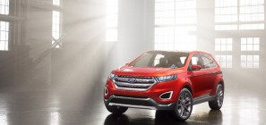 Ford Edge Concept - 2013 Los Angeles Auto Show 02
