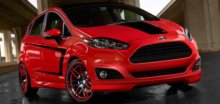 Ford Fiesta 3dCarbon