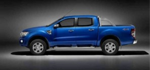 Ford Ranger - Global Model