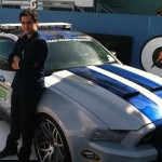 Need For Speed Mustang with Ramon Rodriguez