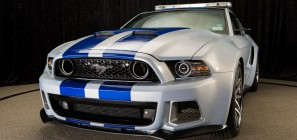 Need for Speed movie - Ford Mustang 1